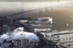 Warriors arena rendering